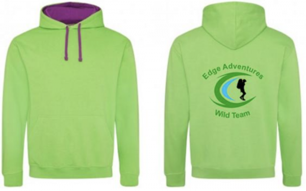 Edge Adventures Varsity Hoody