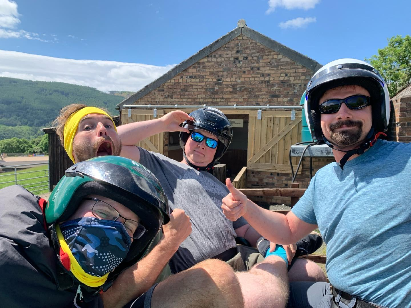 Edge Adventures at the Bunkhouse