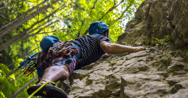 Eat. Sleep. Climb Repeat. Fully Supported Climbing Adventure with Edge