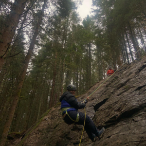 Supported Climbing in Aviemore with Edge Adventures